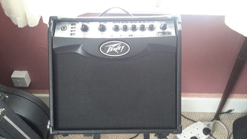 peavey vypyr vip 1 guitar amp and sanpera 2 foot controller and gator soft case in fareham. Black Bedroom Furniture Sets. Home Design Ideas