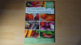 Speedy Seed 6-in-1 Seed Collection Vibrant Vegetables
