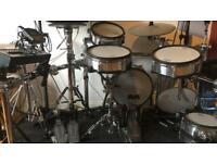 Roland drum kit   Drums for Sale - Gumtree