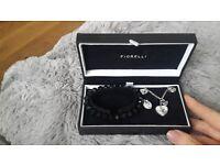 Fiorelli jewellery set brand new in box with cardboard casing RRP £85
