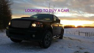 Looking for a car under 200 thousand