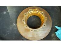 Truck brake discs