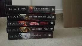 Assorted Halo Novels