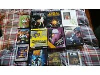 Selection of older pc games