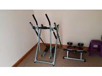 Fitness equipment for sale - bargain!