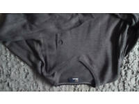 Fred perry grey jumper size small