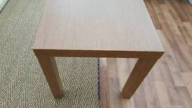 Small square table 45x45 cm