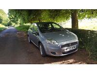 Fiat punto dynamique quick sale needed
