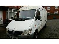 Mercedes sprinter long wheel base