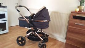 MOTHERCARE ORB.TRAVEL SYSTEM