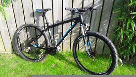 """**STILL AVAILABLE**mountain bike 29"""" (marin bobcat trail 2015)"""