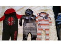 Boys clothes size 12-18 and bigger