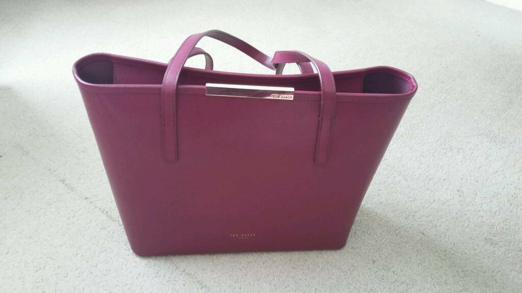 Ted baker bag with clutch | in Sandy, Bedfordshire | Gumtree