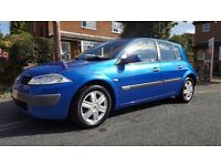 Renault megane 1.9dci for sale low mileage excellent condition