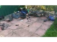 Piaggio zip 4t 2t breaking spares parts 50cc 100cc 125cc