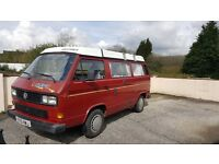 VW Westfalia T25 For Sale