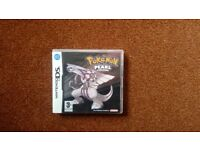 Pokemon Pearl for Nintendo DS - Complete and Genuine