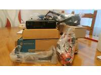 Mototrbo dm1400 digital mobile two-way radio