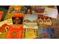 christmas records
