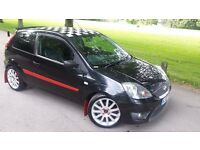 2007 Ford Fiesta S 1.6 TDCi Zetec 3dr with Service History