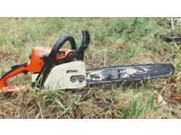 023 Stihl Chainsaw SPARES OR REPAIRS