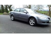 05 Mazda 6 1.8Ts ***MOT 08/02/19**Only 70000 Genuine miles***