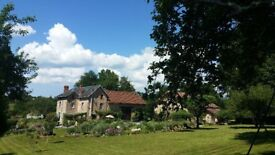 Beautiful 4 Bedroom French Family House set in the Perigord National Park Limousin.