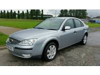 2005/55 Ford Mondeo   5dr. July 2019 MOT. Mazda 6 vectra accord Primera