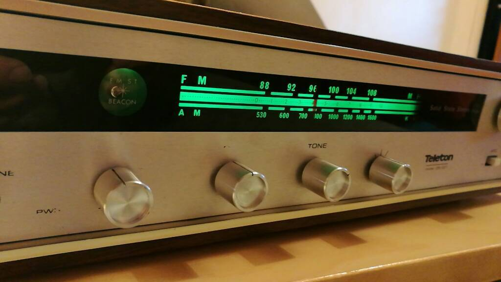 Teleton CR-10T,Solid State Stereo, amplifier-tuner