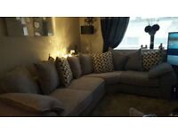 SCS- LARGE CORNER SOFA and ARMCHAIR