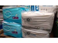 FREE incontinence pads