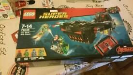 Lego super heroes New Sealed