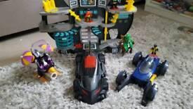 ~Imaginext batman toys bundle~