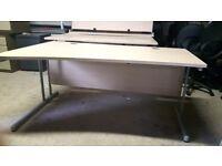 Executive office desks 1600 mm