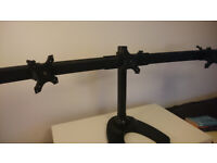"""Triple Monitor stand for upto 3x27"""""""