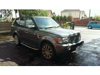 Range Rover Sport HSE tdi 06 plate