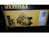 Dewalt 184mm 230v circular saw