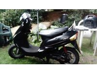 50cc Chinese Moped