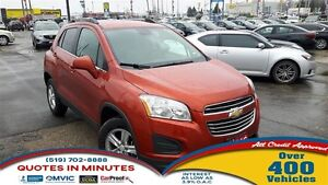 2016 Chevrolet Trax LT | AWD | BACKUP CAM | MUST SEE