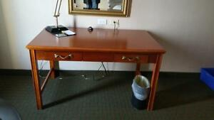 WRITING DESK FROM THE 5 STAR HOTELS @ 3105 DIXIE ROAD, UNIT #3