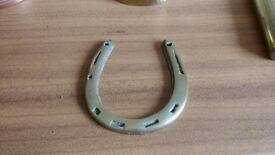 Brass Horse shoe