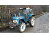 Ford 3910 4WD Tractor for Sale