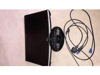 "LG 21.5"" monitor (1600x900, VGA)"