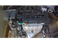 ford fiesta 2014 1.2 engine only snjb engine code low mileage 15095