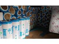 Knauf earthwool, loft, studwall, sound proofing insulation