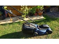 Challenge Extreme Electric 1000w Rotary Lawn Mower ME1030M