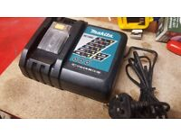 Makita DC18RC Charger 18v