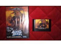 Sega Mega Drive Altered Beast Game
