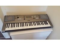Yamaha keyboard. Perfect condition. Sold due to move out.