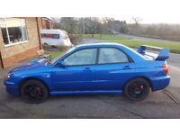 2005 Subaru Impreza wrx 2.0 turbo